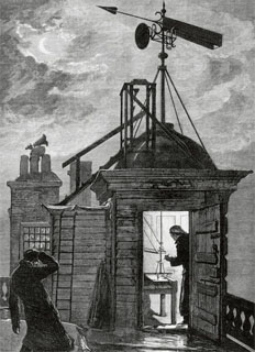 Old Greenwich weather observatory
