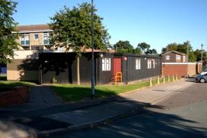 Former Bloxwich North Neighbourhood Office