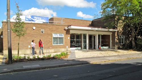 Bloxwich Library