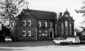 Bloxwich Police Station 2000