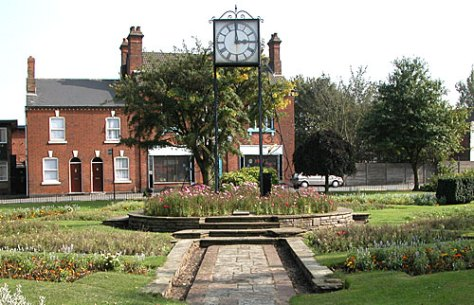 Pat Collins Memorial Clock, 2002
