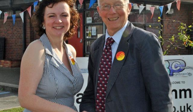 Julie Fitzpatrick has the support of David Winnick, MP.