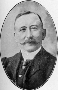 Pat Collins, 1921