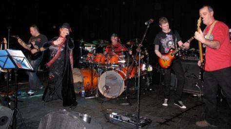 Red Venice rock Bloxwich!