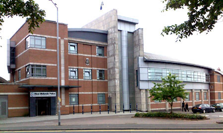 Bloxwich Police Station