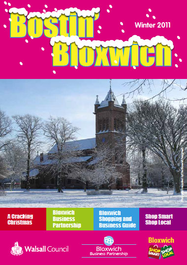 Bostin Bloxwich Booklet.