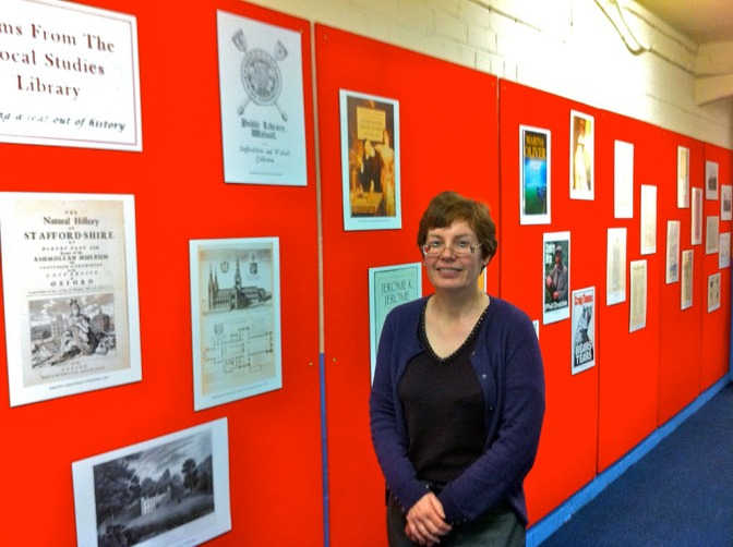 New exhibition takes a leaf out of Walsall's history