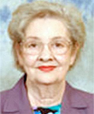 Cllr Joan Barton (Walsall Council).