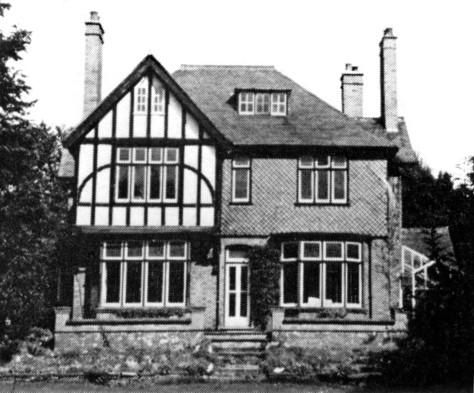 Croxdene in the late 1960s.