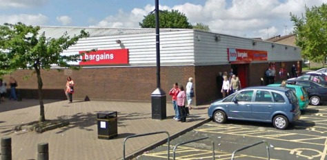 Home Bargains, Bloxwich.