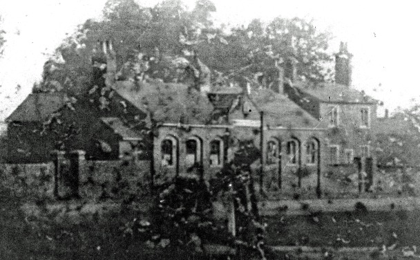 Original Bloxwich National School, pre 1860