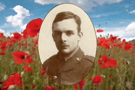 Parry with Poppies