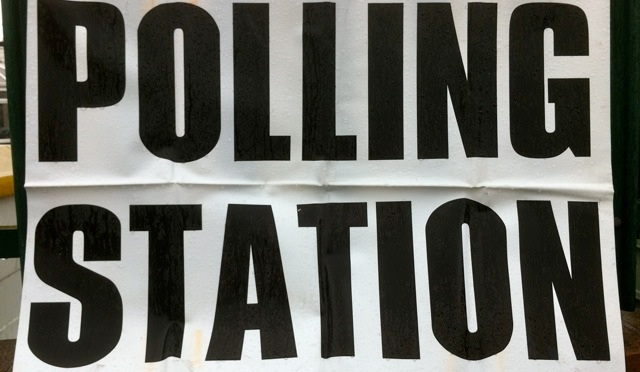 It's election time tomorrow!