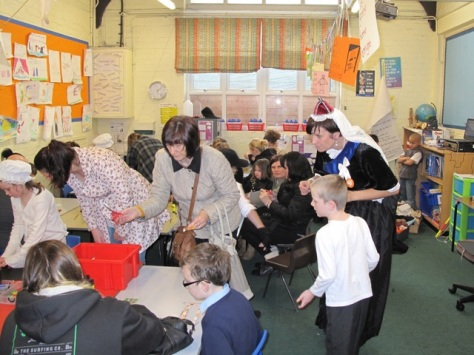 Queen Victoria reigns in St Albans Class