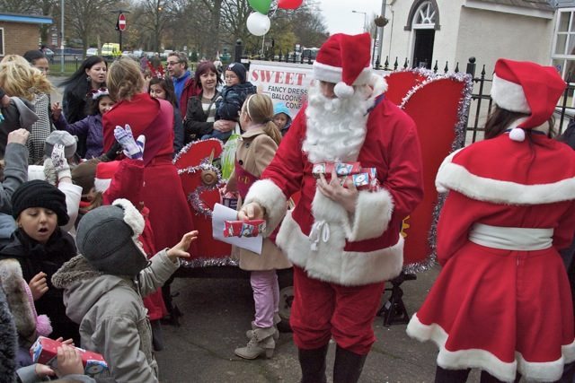 Christmas fun begins in Bloxwich this Saturday!