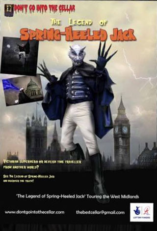 The Legend of Spring-Heeled Jack.