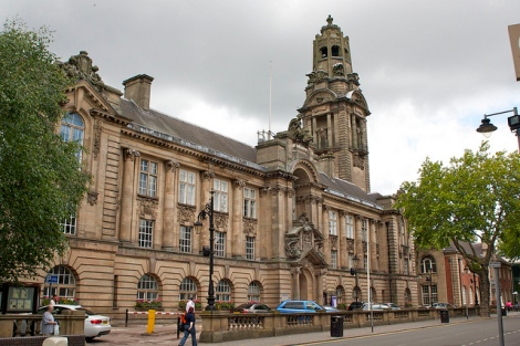 Walsall Council House (pic: Stuart Williams)