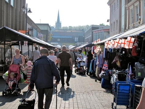 Walsall Market
