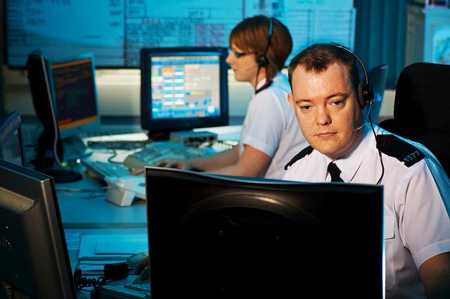 WM Police Contact Centre.
