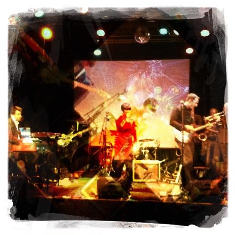 DC Fontana at Bookmark Theatre Bloxwich 18 Dec 2011