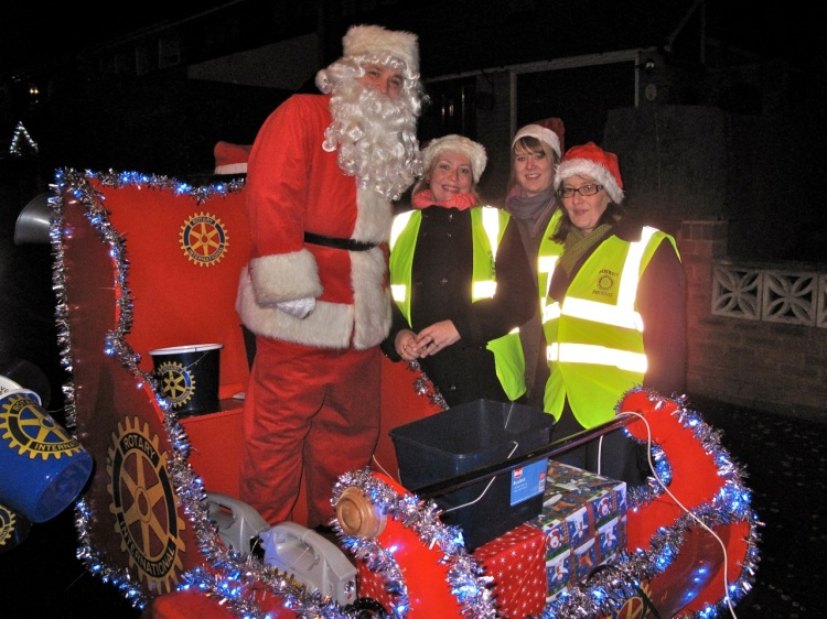 Emma Harwood and her Co-operative Travel team ask Santa about long-haul flights!