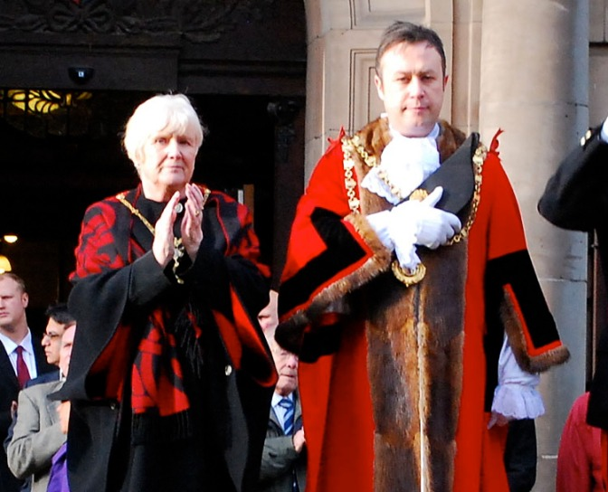 A Christmas Message from the Mayor of Walsall
