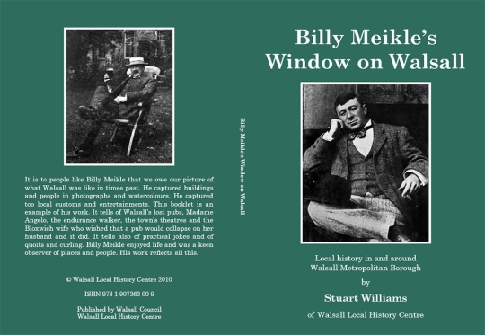 Meikle Book Cover