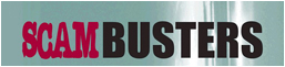 Scambusters logo