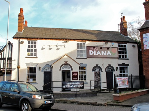 The Lady Diana, Park Rd, Bloxwich