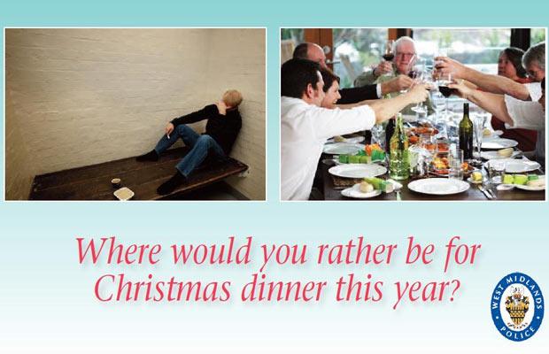 WMP Christmas Card