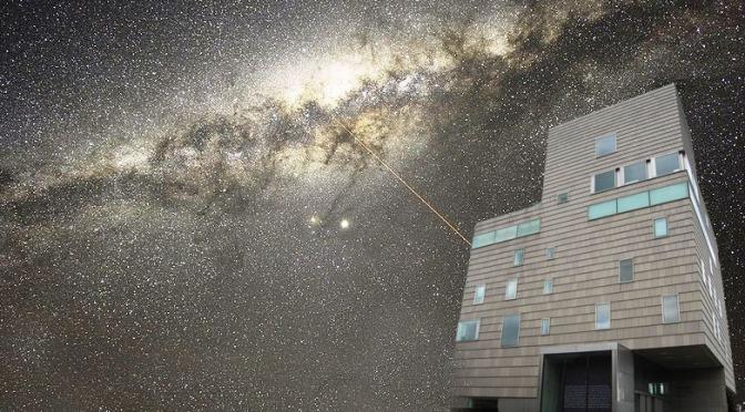 Stargazing at Walsall NAG