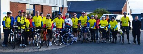 Charity Cyclists