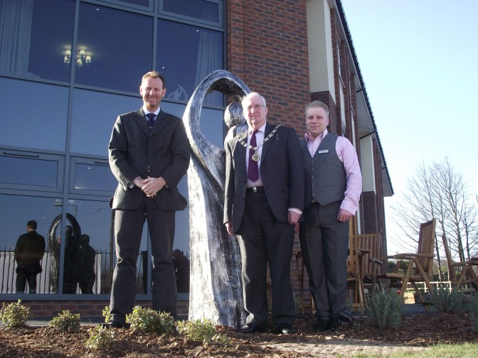 Harden Hall care home opens doors
