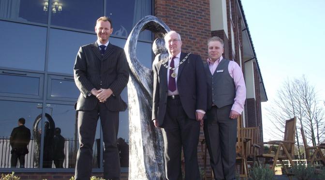 Harden Hall care home opens doors