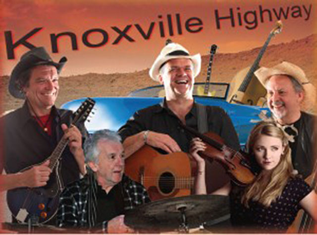 Retired sheriff brings musical posse to Bookmark Bloxwich!