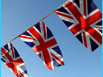 Union Flag Bunting