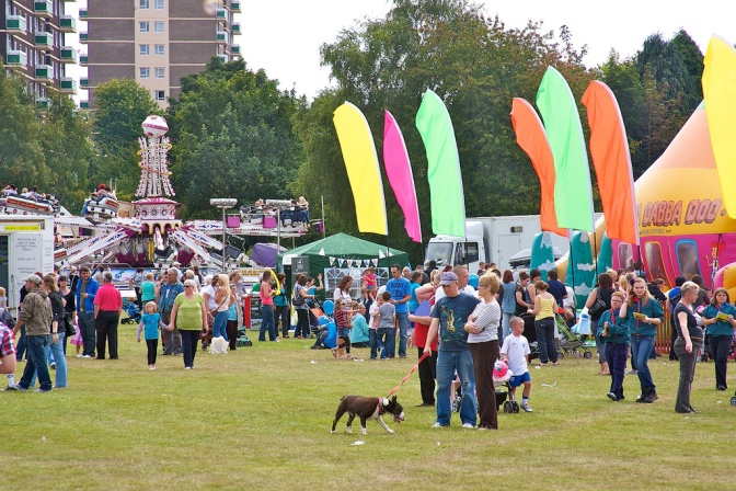 It's Bloxwich Carnival this Saturday!