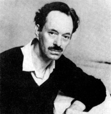 John Petty about 1956