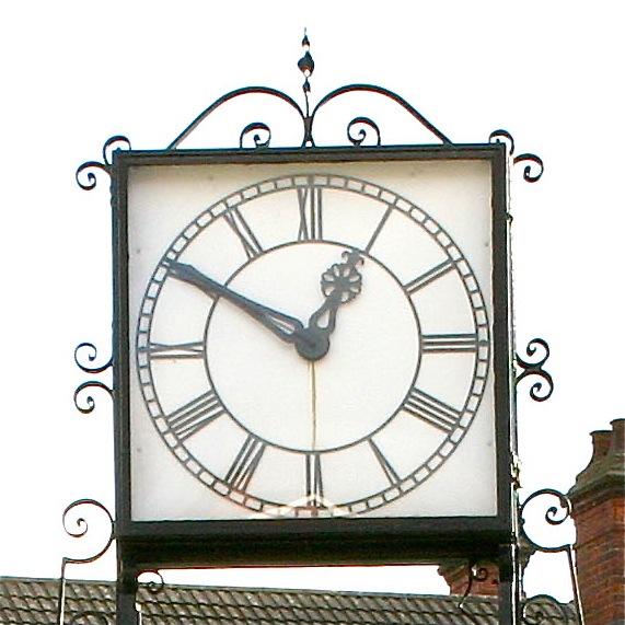 Pat Collins' Memorial Clock, Promenade Gardens, Bloxwich.