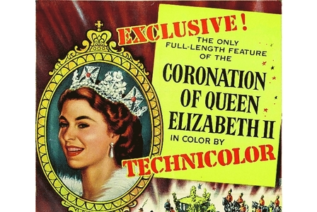 A Queen is Crowned Poster 1