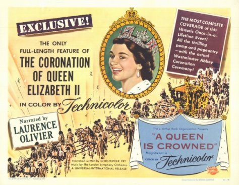 A Queen is Crowned Poster 2