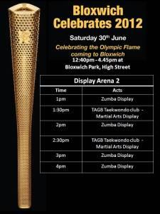 Bloxwich Celebrates 2012 Display Arena Programme A4