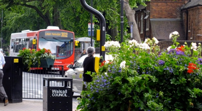 Can YOU help Bloxwich Bloom before Judgement Day?