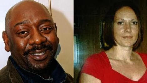 Derrick Vassell and Clare Sly