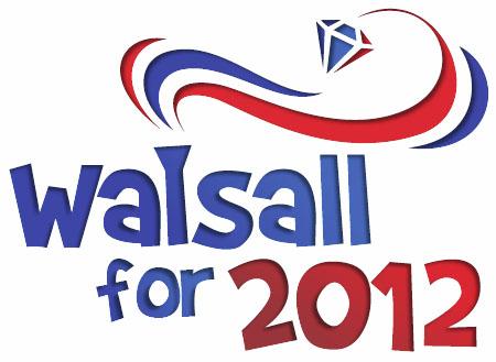 Walsall for 2012 logo