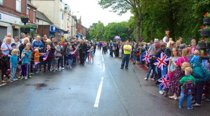 The Torchbearers' Tales – Olympic reflections of Bloxwich and Leamore