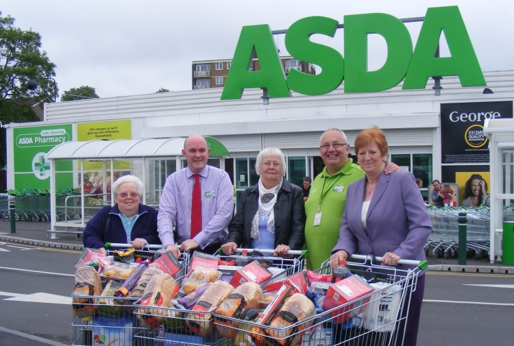 Asda Bloxwich rewards loyal customers