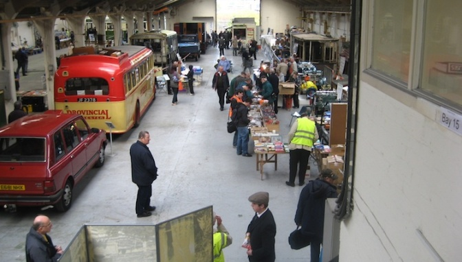 Wheely fun at Aston Manor Transport Museum Open Day this Sunday!