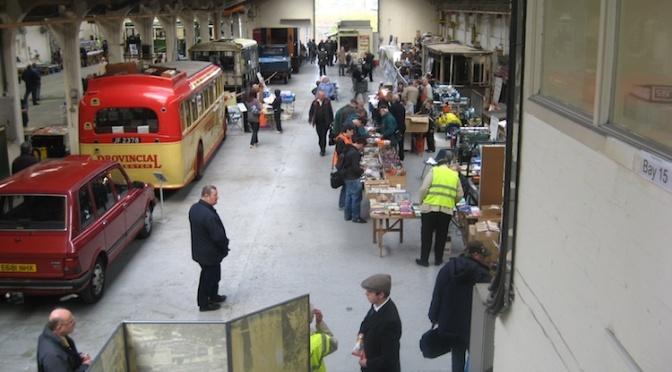 Aston Manor Transport Museum at Aldridge