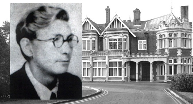 From Birchills to Bletchley Park: Harry Hinsley